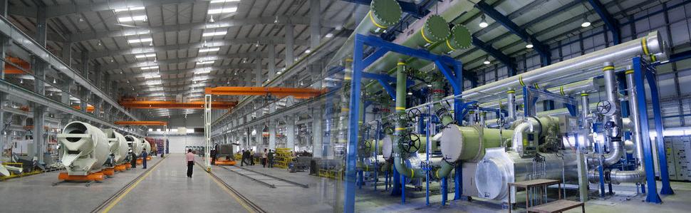 Xưởng sản xuất - Công ty Hưng Phú