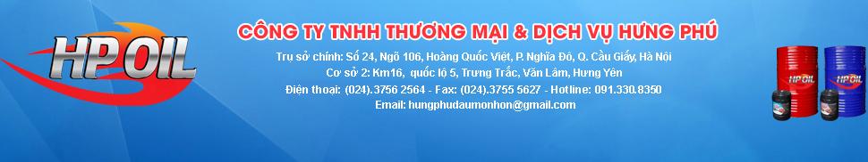 Công ty TNHH thương mại & dịch vụ Hưng Phú