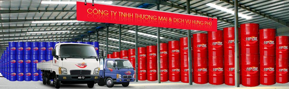 Dầu HP OIL - Công ty Hưng Phú