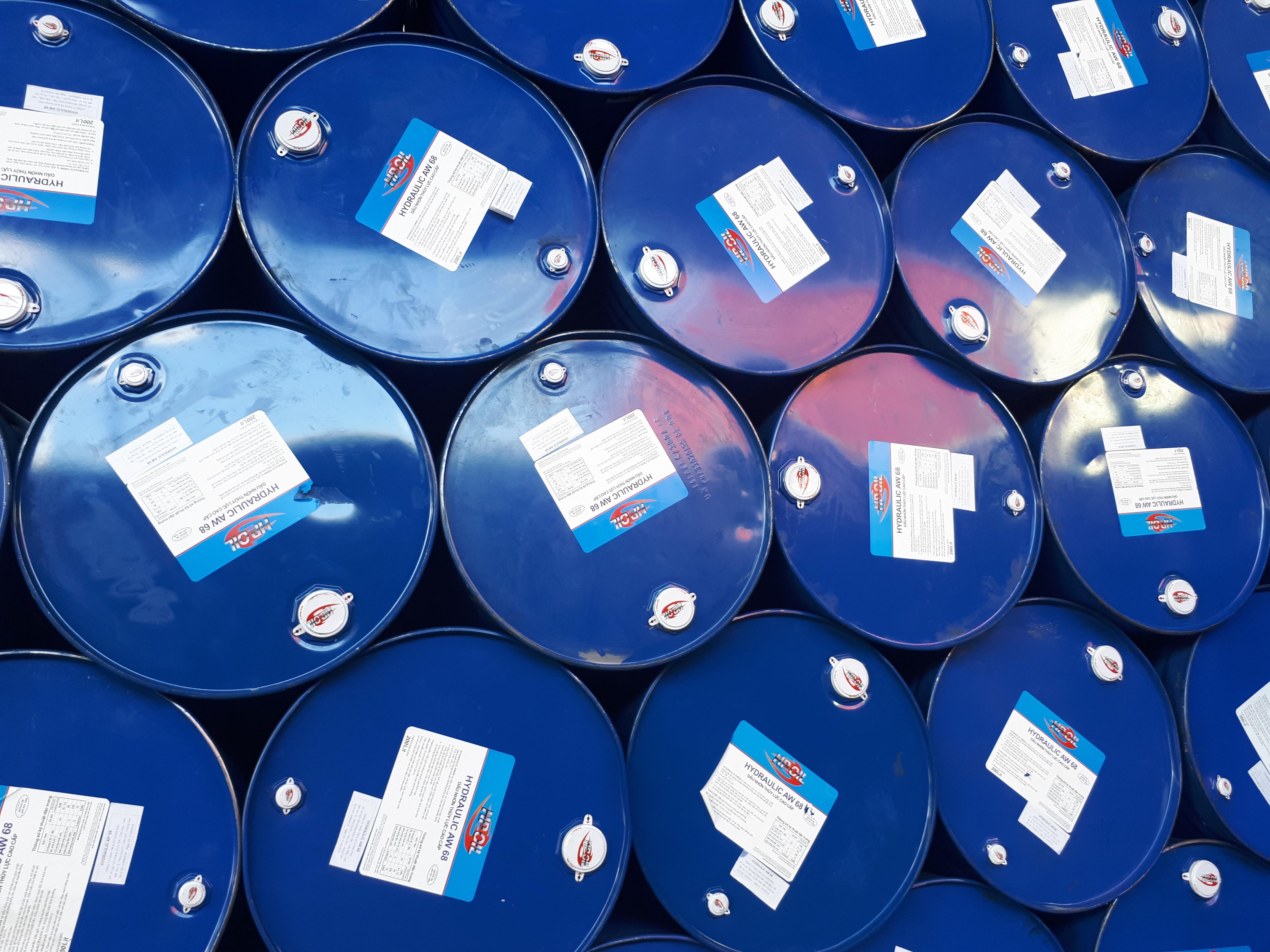 DẦU THỦY LỰC HP OIL HYDRAULIC AW 9