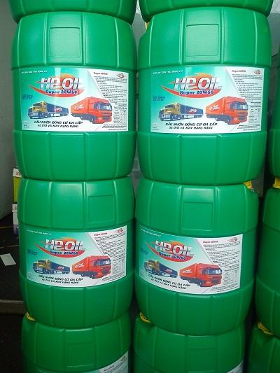 DẦU ĐỘNG CƠ HP OIL HD 50