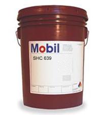 DẦU BÁNH RĂNG CÔNG NGHIỆP MOBIL SHC 639