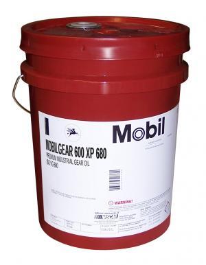 DẦU BÁNH RĂNG CÔNG NGHIỆP MOBILGEAR 600 XP 680